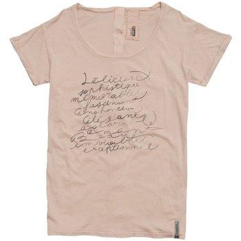 Abbigliamento Donna T-shirt maniche corte Freddy Maglia donna Rosa
