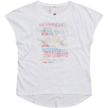 Abbigliamento Bambina T-shirt maniche corte Freddy T-shirt bambina Bianco
