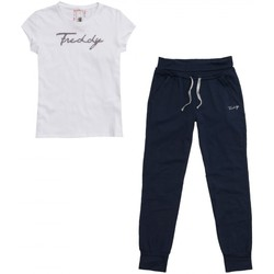 Abbigliamento Bambina Completo Freddy Completo bambina Spice Jr Blu