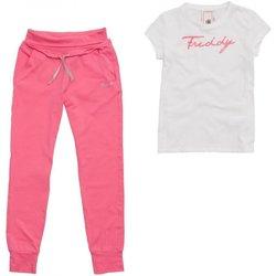 Abbigliamento Bambina Completo Freddy Completo bambina Spice Jr Rosa