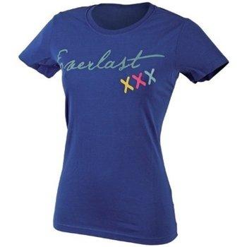 Abbigliamento Donna T-shirt maniche corte Everlast T-Shirt MM donna Blu
