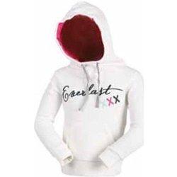 Abbigliamento Bambina Felpe Everlast Felpa con cappuccio Jr Bianco