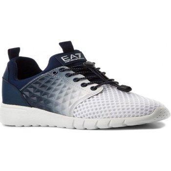 Sneakers Emporio Armani EA7  Scarpe Uomo Active  colore Blu