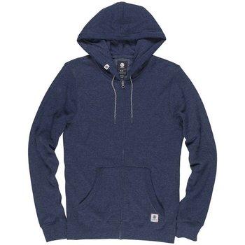 Abbigliamento Uomo Felpe Element Felpa Uomo Cornell Overdye Blu