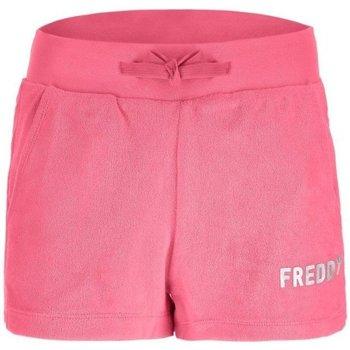 Abbigliamento Donna Shorts / Bermuda Freddy Short Donna Spugna Rosa