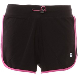 Abbigliamento Donna Shorts / Bermuda Freddy Short Donna Jersey Stretch Nero