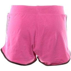 Abbigliamento Donna Shorts / Bermuda Freddy Short Donna Jersey Stretch Rosa