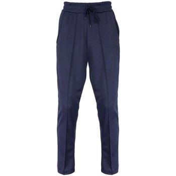 Abbigliamento Chino Get Fit Pantalone Uomo Rib Bottom Blu