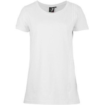 Abbigliamento Donna T-shirt maniche corte Get Fit T-shirt Donna Sleeve Over Bianco