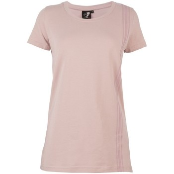 Abbigliamento Donna T-shirt maniche corte Get Fit T-shirt Donna Sleeve Over Rosa