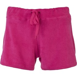 Abbigliamento Donna Shorts / Bermuda Get Fit Short Donna Sponge Rosa