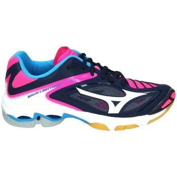 Scarpe Uomo Sport Indoor Mizuno Scarpe Donna Volley Wave Lightning Z3 Blu