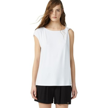Abbigliamento Donna T-shirt maniche corte Liu Jo T-Shirt Donna Pittsburgh Bianco