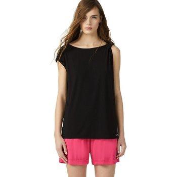 Abbigliamento Donna T-shirt maniche corte Liu Jo T-Shirt Donna Pittsburgh Nero