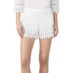 Abbigliamento Donna Shorts / Bermuda Liu Jo Copri Costume Donna Short Roseville Giallo
