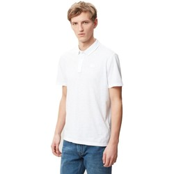 Abbigliamento Uomo Polo maniche corte Napapijri Polo Uomo Ermelo Bianco