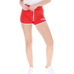 Abbigliamento Donna Shorts / Bermuda Pyrex Shorts Donna Loghino Rosso