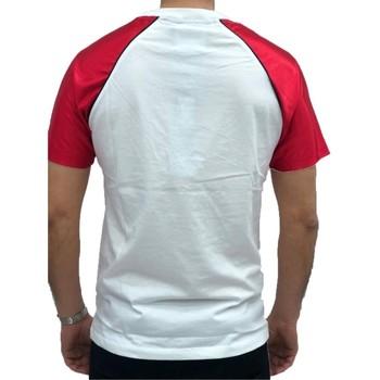 Abbigliamento Uomo T-shirt maniche corte Pyrex T-Shirt Uomo Raso Jersey Bianco