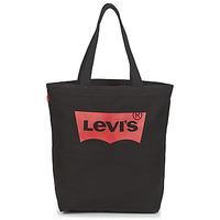Borse Donna Tote bag / Borsa shopping Levi's BATWING TOTE Nero
