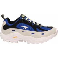 Scarpe Uomo Sneakers Hi-Tec FLASH ADV RACER white-blu-black