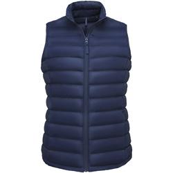 Abbigliamento Donna Piumini Sols WILSON BW FEATHERS Azul