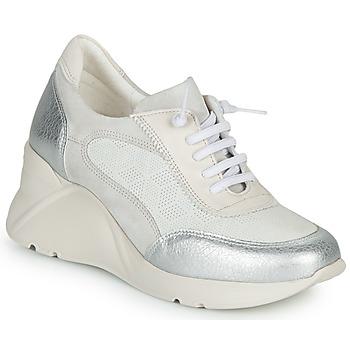 Scarpe Donna Sneakers basse Hispanitas TOKIO Bianco / Argento