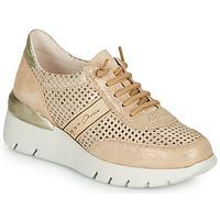 Scarpe Donna Sneakers basse Hispanitas RUTH Rosa / Oro / Bianco