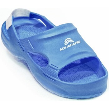 Scarpe Uomo ciabatte Aquarapid Ciabatte Nuoto Giba Azzurro