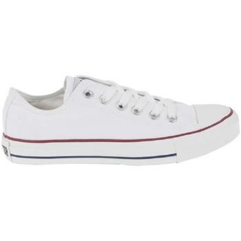 Scarpe Uomo Sneakers basse All Star Scarpe Chuck Taylor Color Bianco