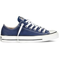 Scarpe Uomo Sneakers basse All Star Scarpe Chuck Taylor Color Blu
