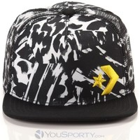 Accessori Cappellini All Star Cappello S&C Graphic Flat Brim Cap Nero