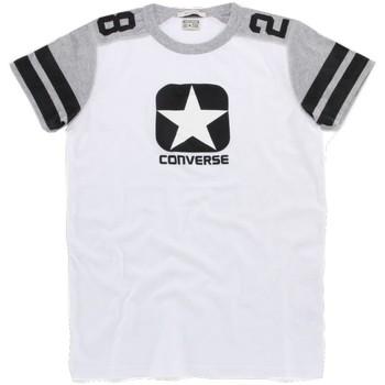 Abbigliamento Uomo T-shirt maniche corte All Star T-shirt uomo Logo Man Insert Bianco