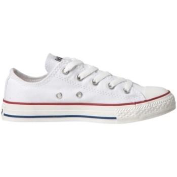 Scarpe Unisex bambino Sneakers basse All Star Scarpa bambino  OX bassa Bianco