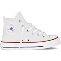 Scarpe Unisex bambino Sneakers alte All Star Scarpa bambino  Hi Canvas Core Bianco