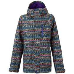 Abbigliamento Donna giacca a vento Burton Giacca donna Horizon snowboard Fantasia