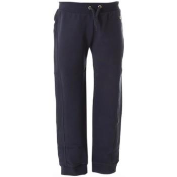 Abbigliamento Unisex bambino Pantaloni da tuta Champion Pantalone bambina  Authentic slim Blu
