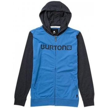 Abbigliamento Unisex bambino Felpe Burton Felpa bambino Maxwell Blu