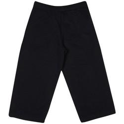 Abbigliamento Unisex bambino Pantaloni morbidi / Pantaloni alla zuava Champion Pantalone 3/4 Ragazza Nero