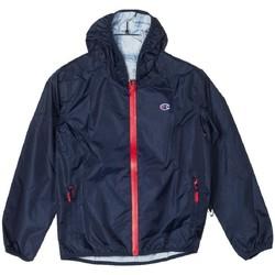 Abbigliamento Unisex bambino giacca a vento Champion Giacca K-Way Bambino Termonastrata Blu