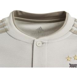 Abbigliamento Unisex bambino T-shirt maniche corte adidas Originals Maglia Juve Away jr 18/19 Grigio