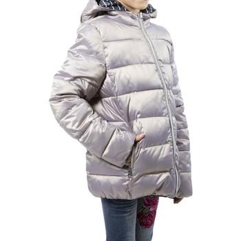 Abbigliamento Unisex bambino Piumini Champion Giacca Junior Bomber Reversibile Grigio