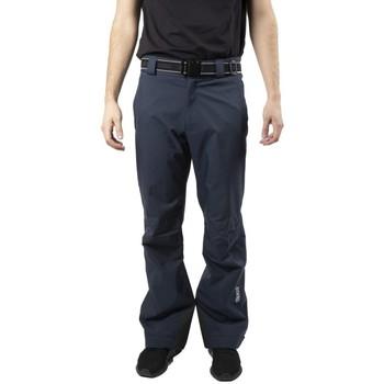 Abbigliamento Uomo Pantalone Cargo Colmar Pantaloni Sci Uomo Sapporo Blu