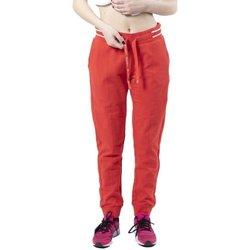 Abbigliamento Donna Pantaloni morbidi / Pantaloni alla zuava Champion Pantaloni Tuta Donna Heritage Light Stretch Rosso