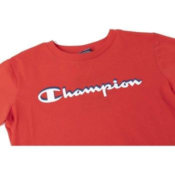 Abbigliamento Bambina T-shirt maniche corte Champion T-shirt Bambino American Classic Rosso