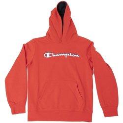 Abbigliamento Unisex bambino Felpe Champion Felpa Bambino American Classic Hoody Rosso