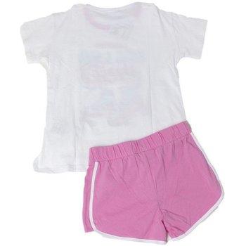 Abbigliamento Unisex bambino Completo Champion Completo Bambina Beach T-shirt Bianco