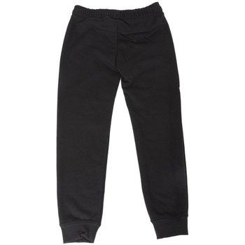 Abbigliamento Unisex bambino Pantaloni da tuta Champion Pantalone Bambina American Classic Nero