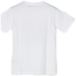 Abbigliamento Unisex bambino T-shirt maniche corte Champion T-Shirt Bambina Rainbow Bianco