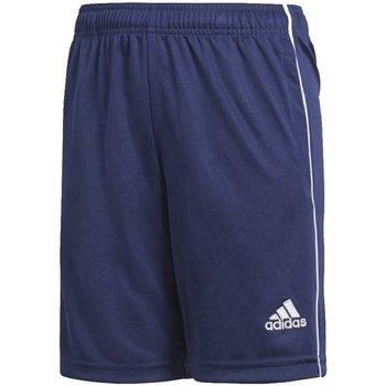 Abbigliamento Unisex bambino Shorts / Bermuda adidas Originals Short Junior Training Core 18 BTS Blu