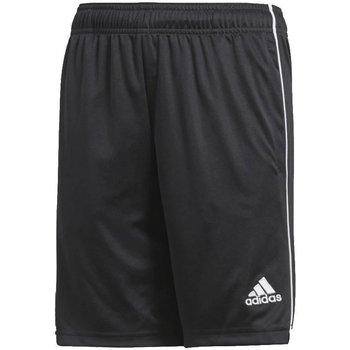 Abbigliamento Unisex bambino Shorts / Bermuda adidas Originals Short Junior Training Core 18 BTS Nero